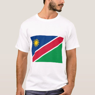 Camiseta Bandera de Namibia