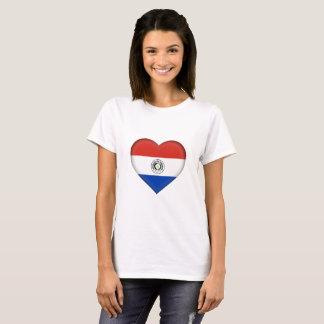 Camiseta Bandera de Paraguay
