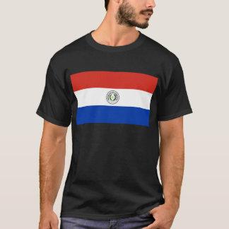 Camiseta Bandera de Paraguay - Bandera de Paraguay