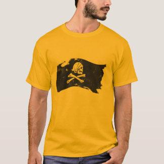 Camiseta bandera de pirata