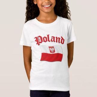Camiseta Bandera de Polonia