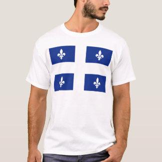Camiseta Bandera de Quebec