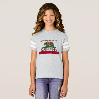 Camiseta Bandera de San Francisco California