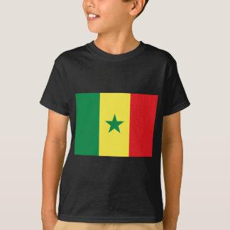Camiseta Bandera de Senegal