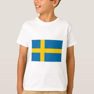 Camiseta Bandera de Suecia