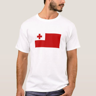 Camiseta Bandera de Tonga