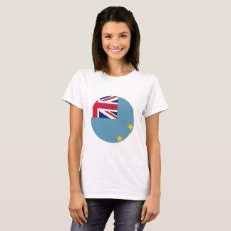 Camiseta Bandera de Tuvalu