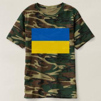 Camiseta Bandera de Ucrania - bandera ucraniana -