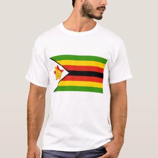 Camiseta Bandera de Zimbabwe África