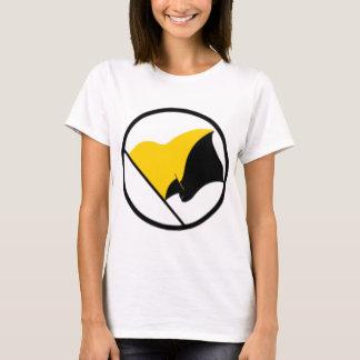Camiseta Bandera del capitalismo de Anarcho
