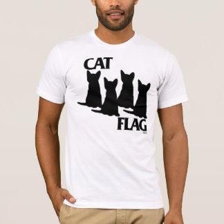 Camiseta Bandera del gato