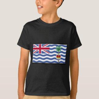 Camiseta Bandera del territorio del Océano Índico británico