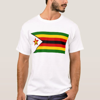 Camiseta Bandera del weZimbabwe de Zimbabwe - de