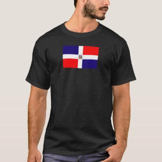 Camiseta Bandera dominicana