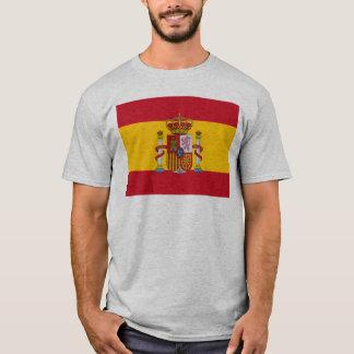 Camiseta Bandera española