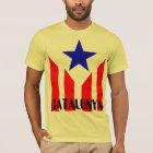 Camiseta Bandera Estelada Catalana