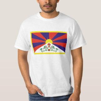 Camiseta Bandera libre de Tíbet - ་ del བཙན del ་ del རང