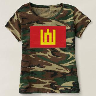 Camiseta Bandera lituana del ejército - bandera del