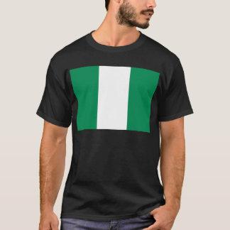 Camiseta Bandera nigeriana