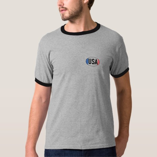 Camiseta Bandera USA