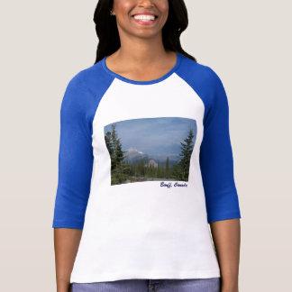 Camiseta Banff Alberta parque nacional de Canadá, Banff