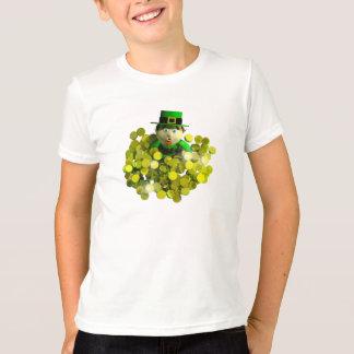 Camiseta Baño del oro del día de un St Patrick