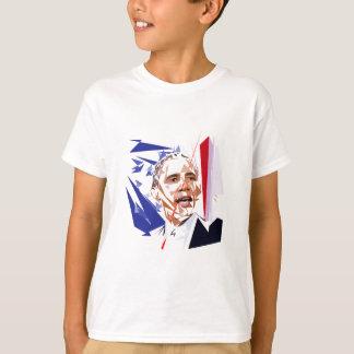 Camiseta Barack Obama