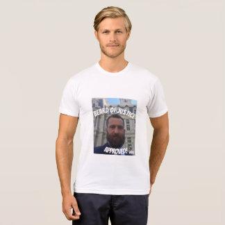 Camiseta Barba de la justicia