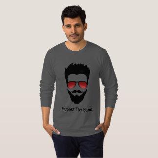 Camiseta Barba del respecto
