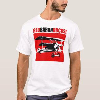 Camiseta Barón rojo Rocks