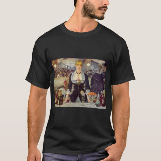 Camiseta barra de Eduardo del manet del manet 004 de