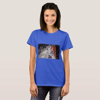 Camiseta Barracuda/pulpo