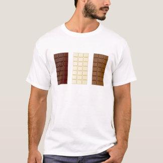 Camiseta Barras de chocolate