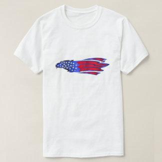 Camiseta Barras y estrellas Eagle