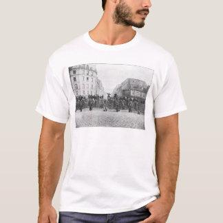Camiseta Barricada en el Faubourg Santo-Antoine