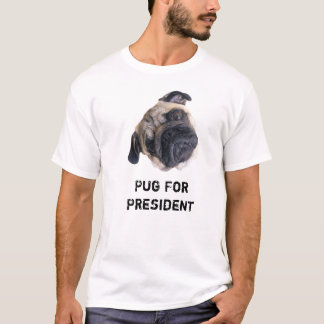 Camiseta Barro amasado para Shirt de presidente Men's