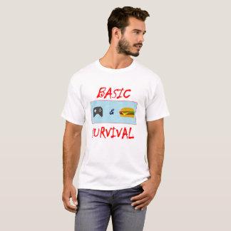 Camiseta Basic Survival