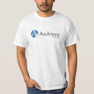 Camiseta básica Archivex Physio