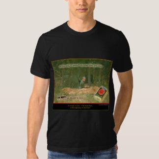 """Camiseta básica de American Apparel de la """"huelga"""