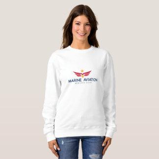 Camiseta básica de la aviación del club marino de
