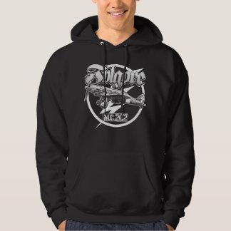 Camiseta básica de la sudadera con capucha de los