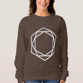 Camiseta básica de la torre/de las mujeres
