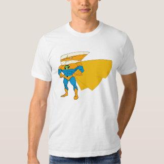 Camiseta básica de los héroes del Nacho