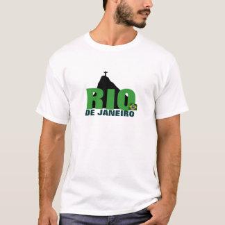 Camiseta básica de Río de Janeiro