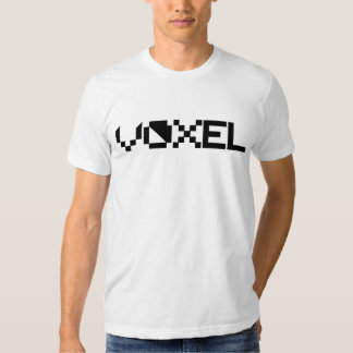 Camiseta básica de VOXEL (blanca)