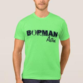 Camiseta básica del bloque de Borman Astros