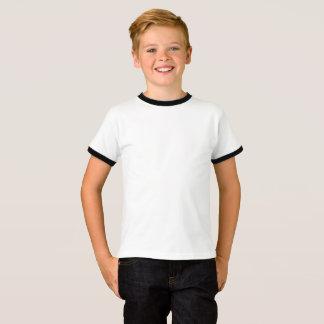 Camiseta básica del campanero de los niños