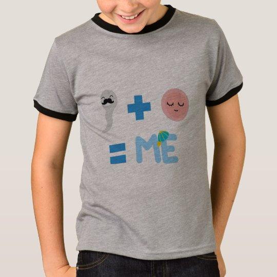 Camiseta básica del campanero de los niños del