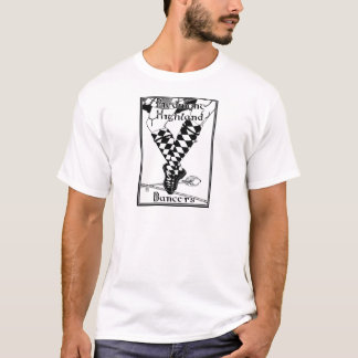 Camiseta básica del color claro