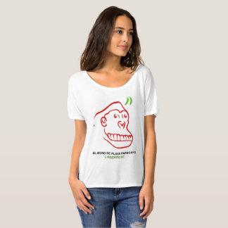 """Camiseta básica , """"Dos mejor que una"""""""
